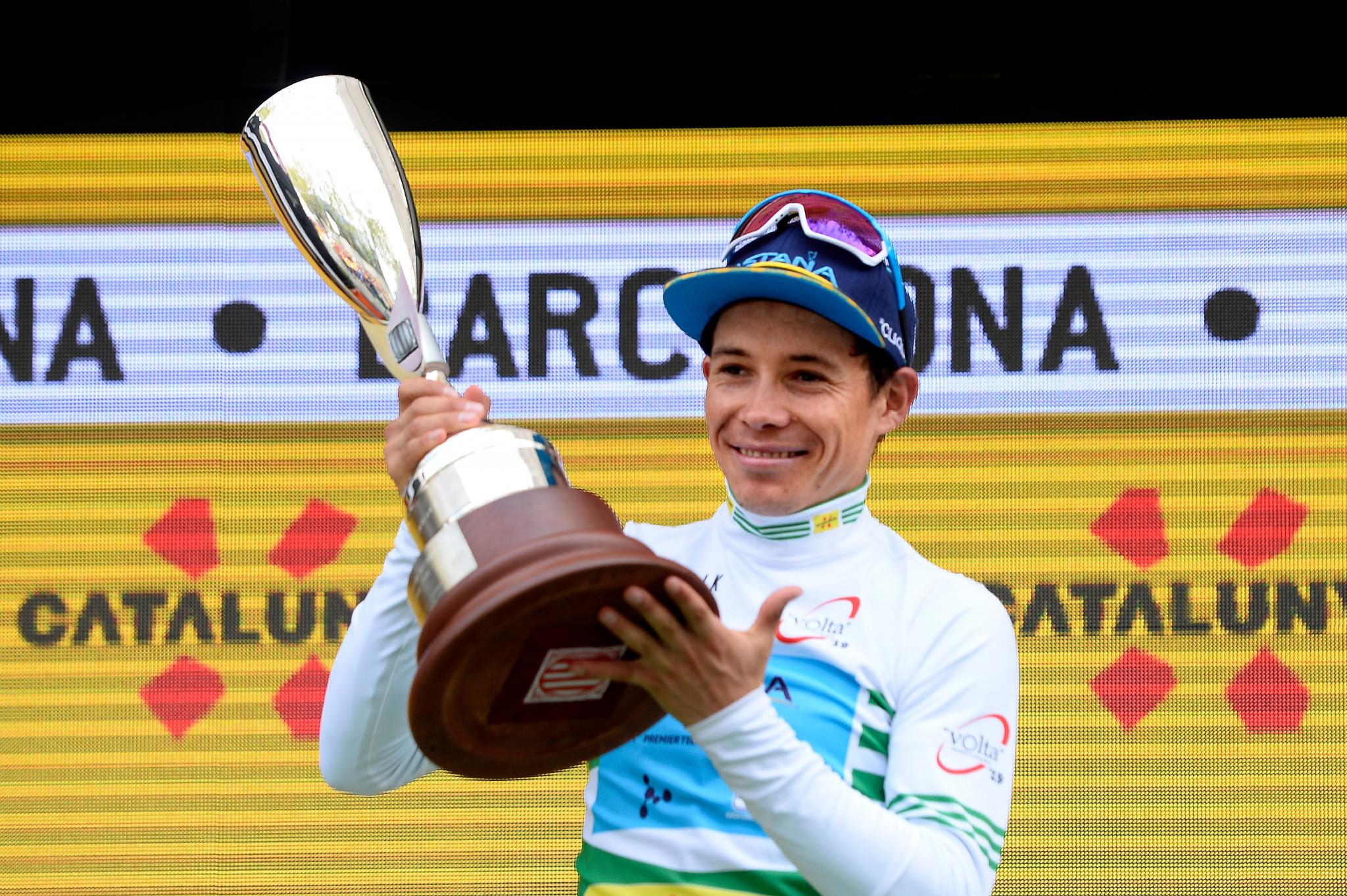 Lopez survives scare to claim Volta a Catalunya title