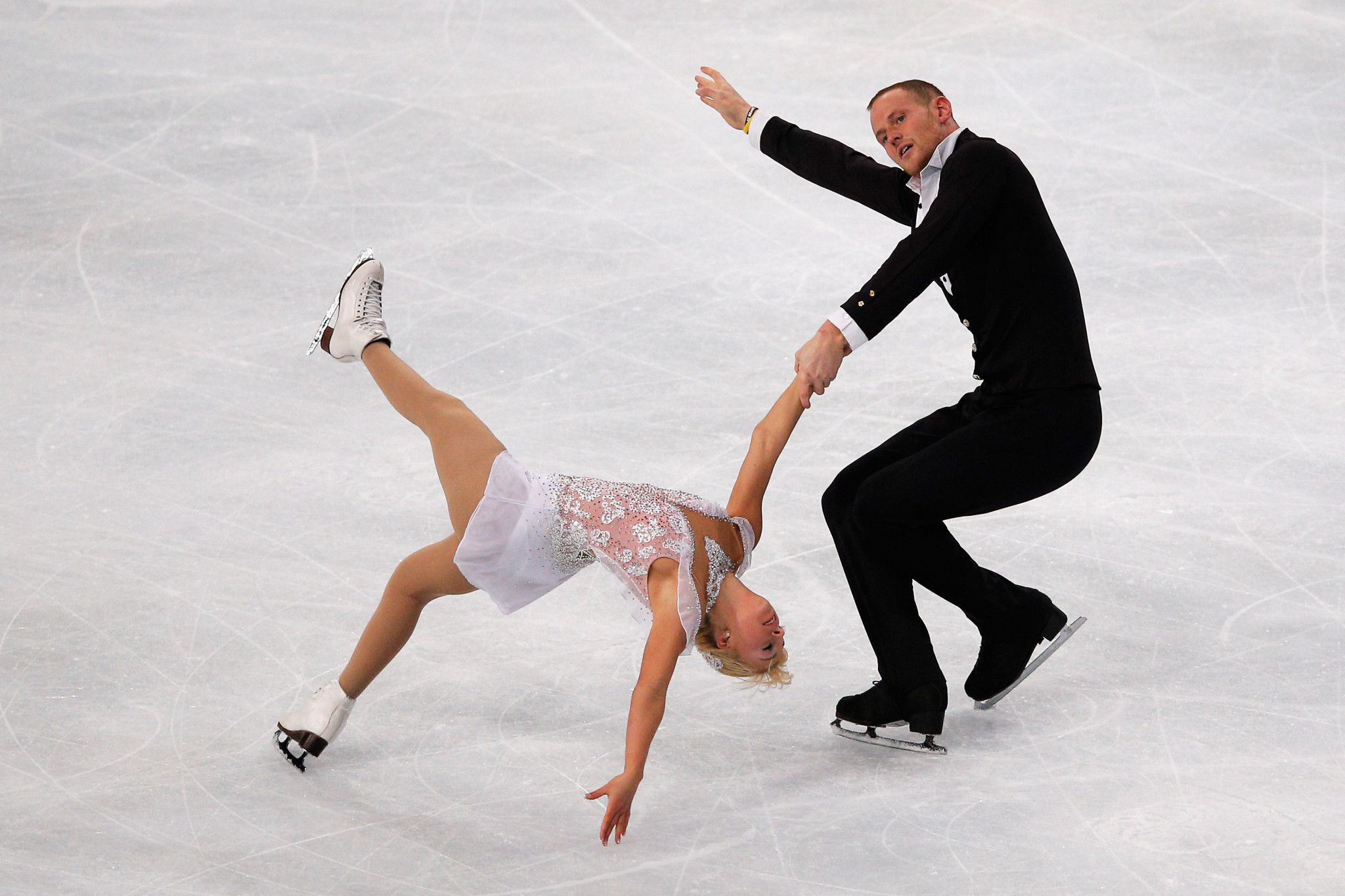 John Coughlin was a two-time United States pairs figure skating champion ©Getty Images