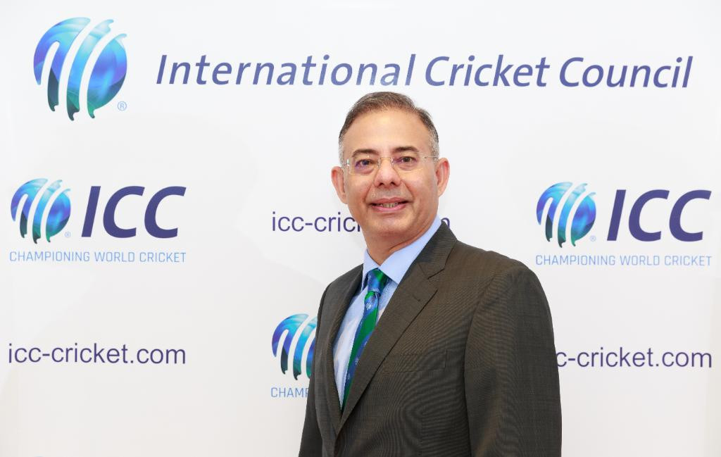 Sawhney takes over as ICC chief executive with immediate effect