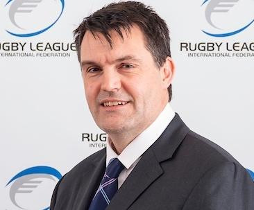 "Rugby League International Federation chair Graeme Thompson called the reforms ""essential"" ©RLIF"