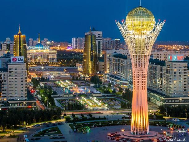 World Para Powerlifting World Championships rebranded following renaming of Kazakhstan's capital