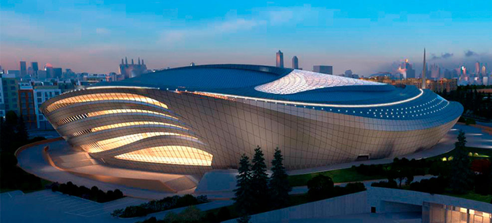 The Nursultan 2019 World Para Powerlifting World Championships will be held at Astana Congress Centre this July ©Astana Congress Centre