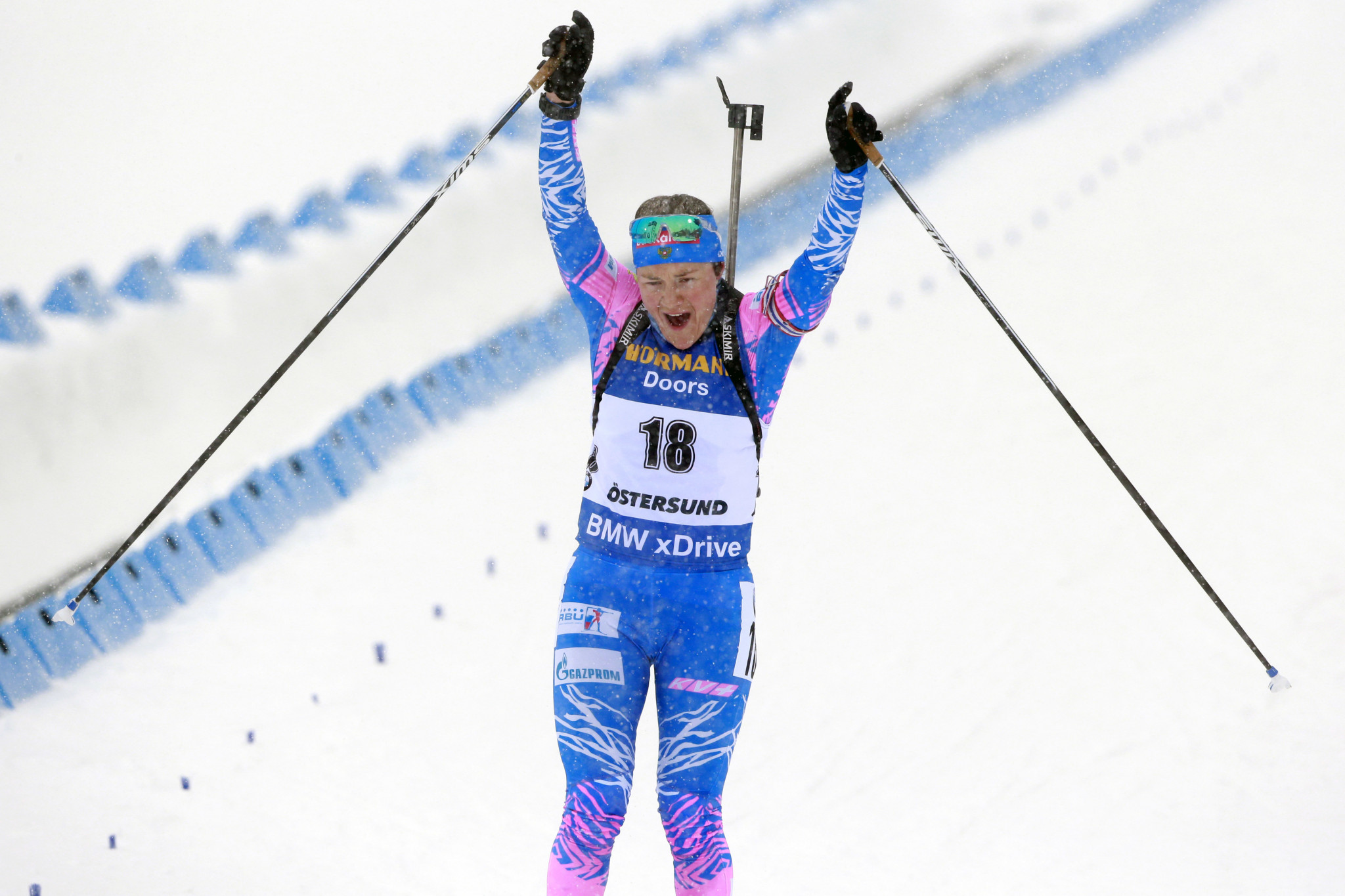 Russian Biathlon Union's first vice-president suggests repaying debts of €60,000 enough to restore full IBU membership