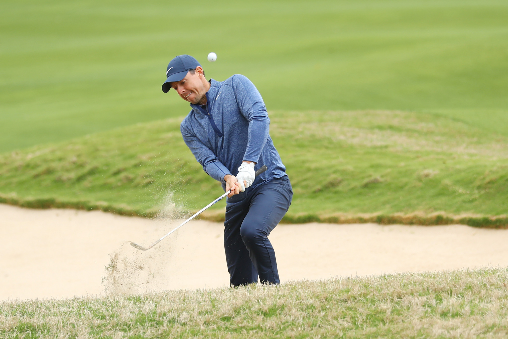 Rory McIlroy is set to be one of the star attractions at the Open Championship ©Getty Images
