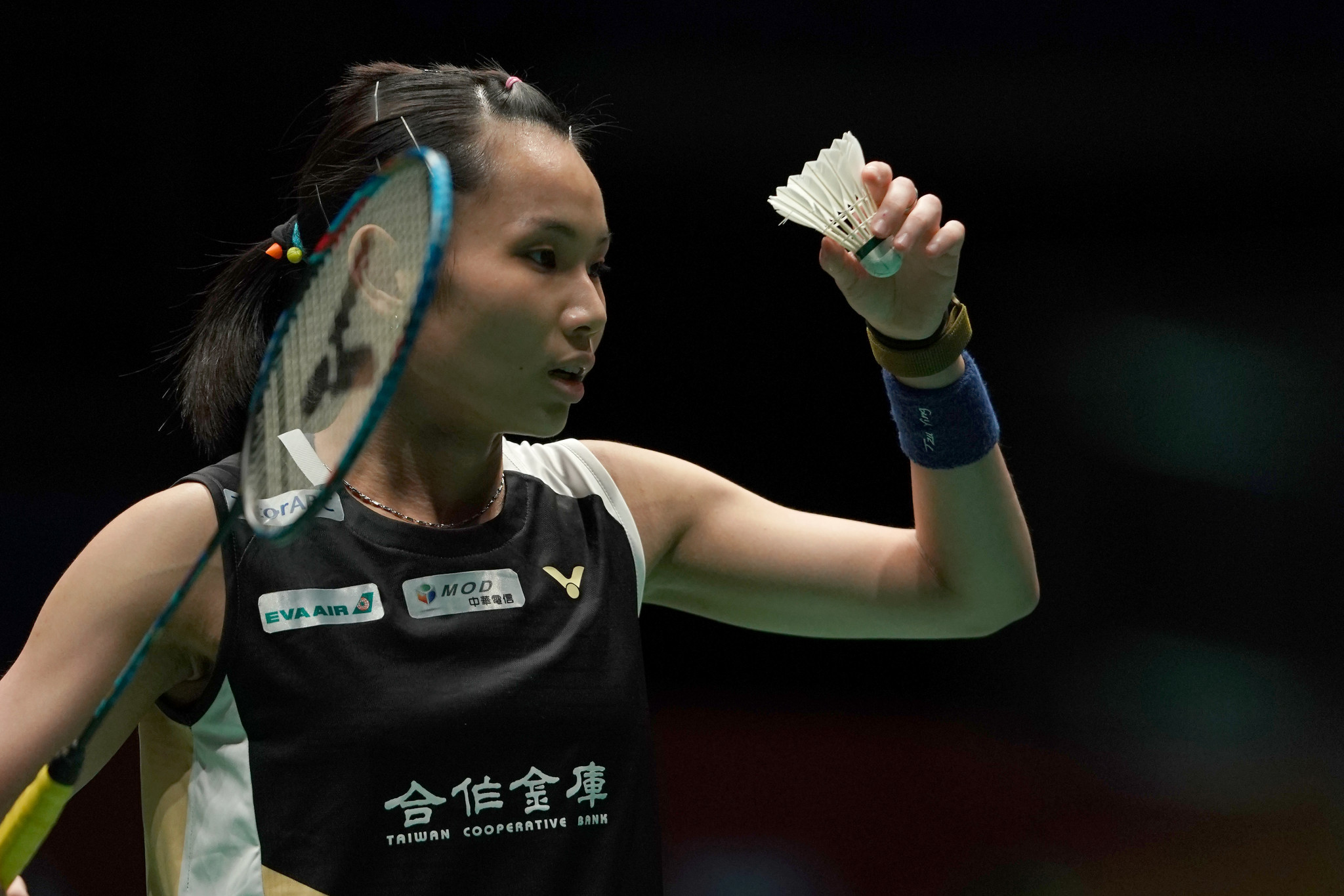 Women's top seed Tai Tzu Ying of Chinese Taipei progressed to the second round of the BWF Malaysia Open ©Getty Images