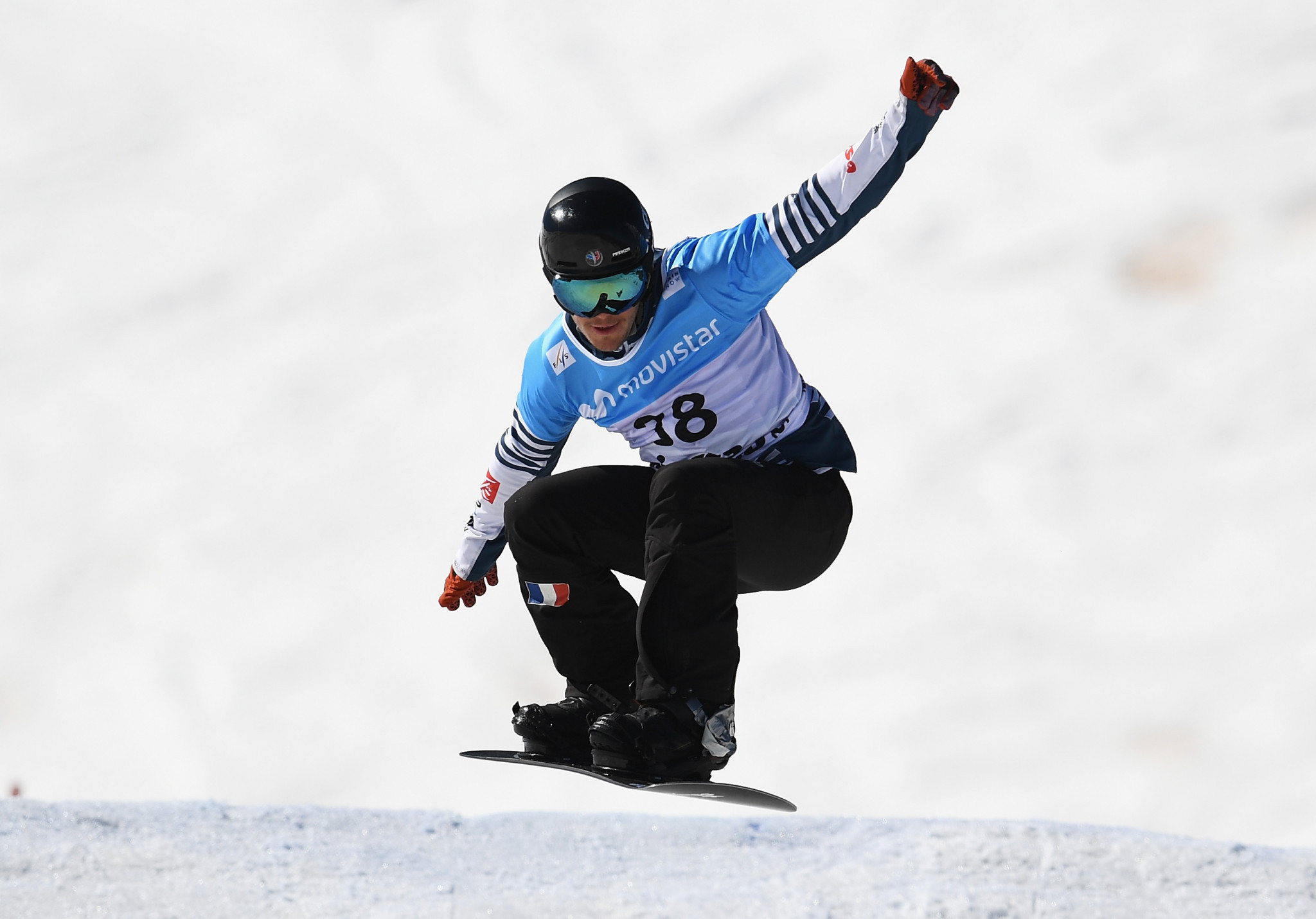 France claim mixed team snowboard cross title at FIS Freestyle Ski World Junior Championships