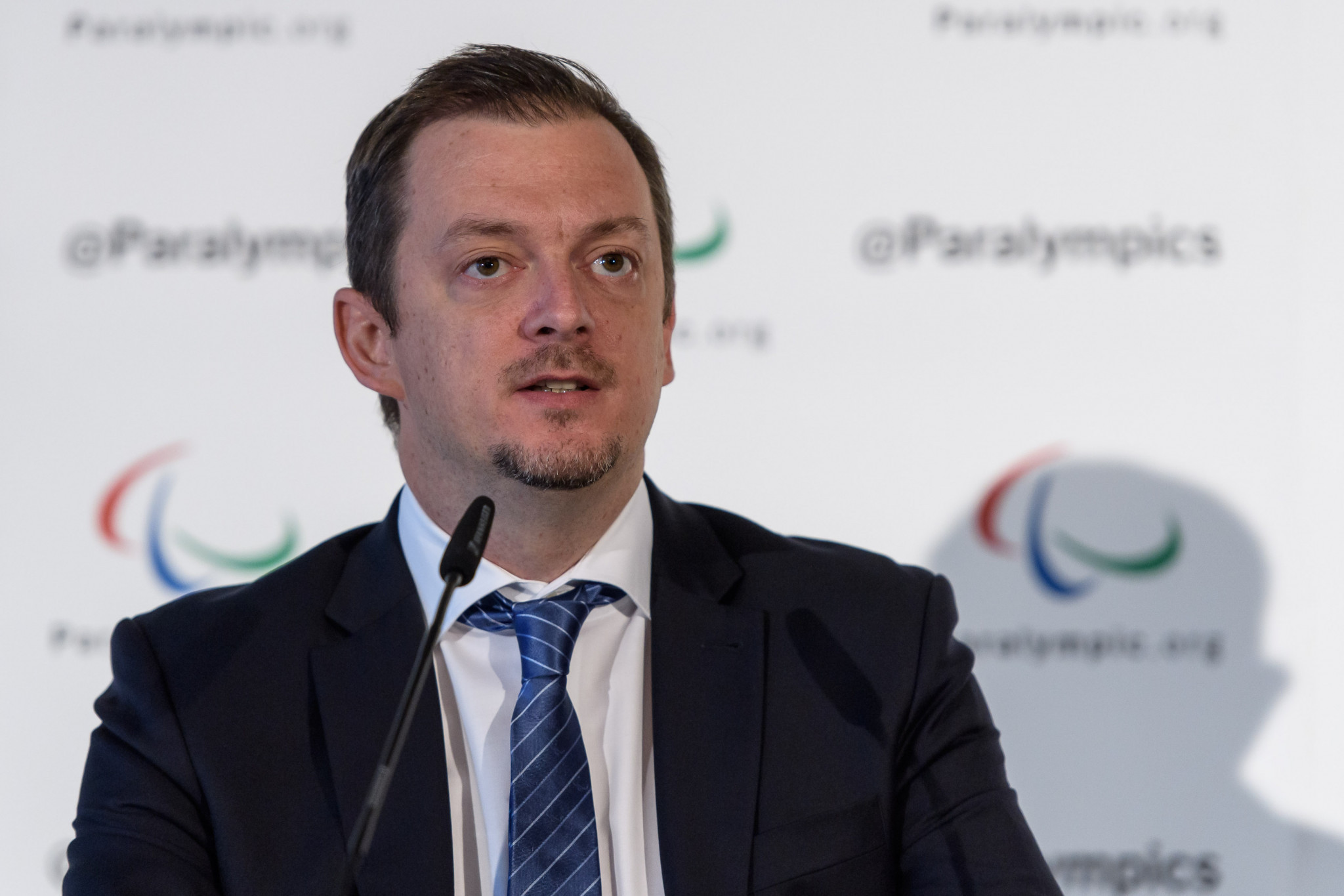 IPC President Andrew Parsons said the first African Para Games was a historic moment for the Paralympic movement ©Getty Images