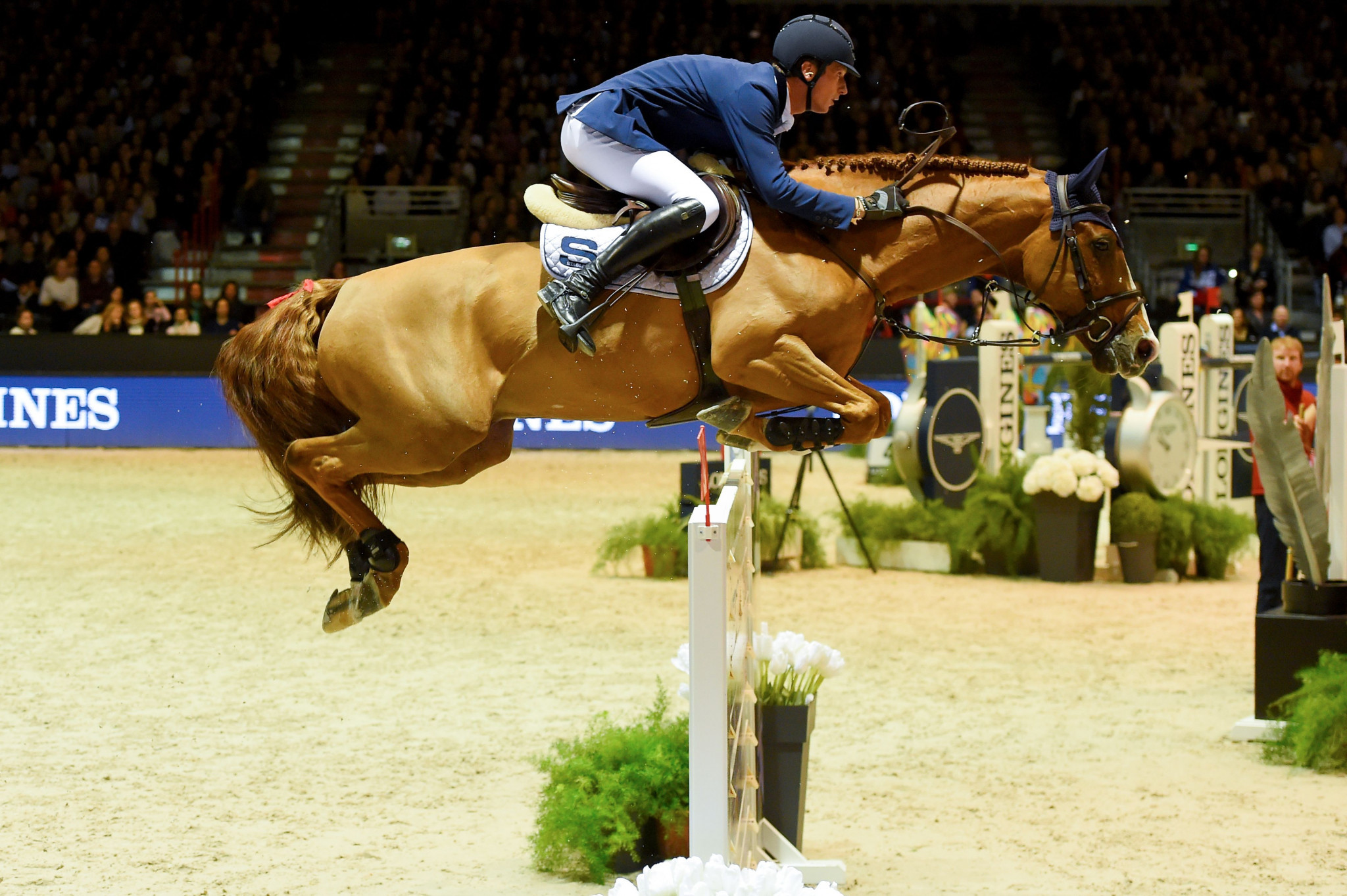FEI Jumping and Dressage World Cup seasons to conclude in Gothenburg