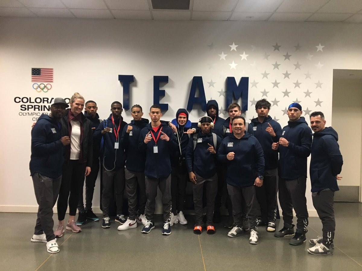 Tyson Lee will begin leading USA Boxing with immediate effect and will serve as President until December 31 next year ©USA Boxing/Twitter