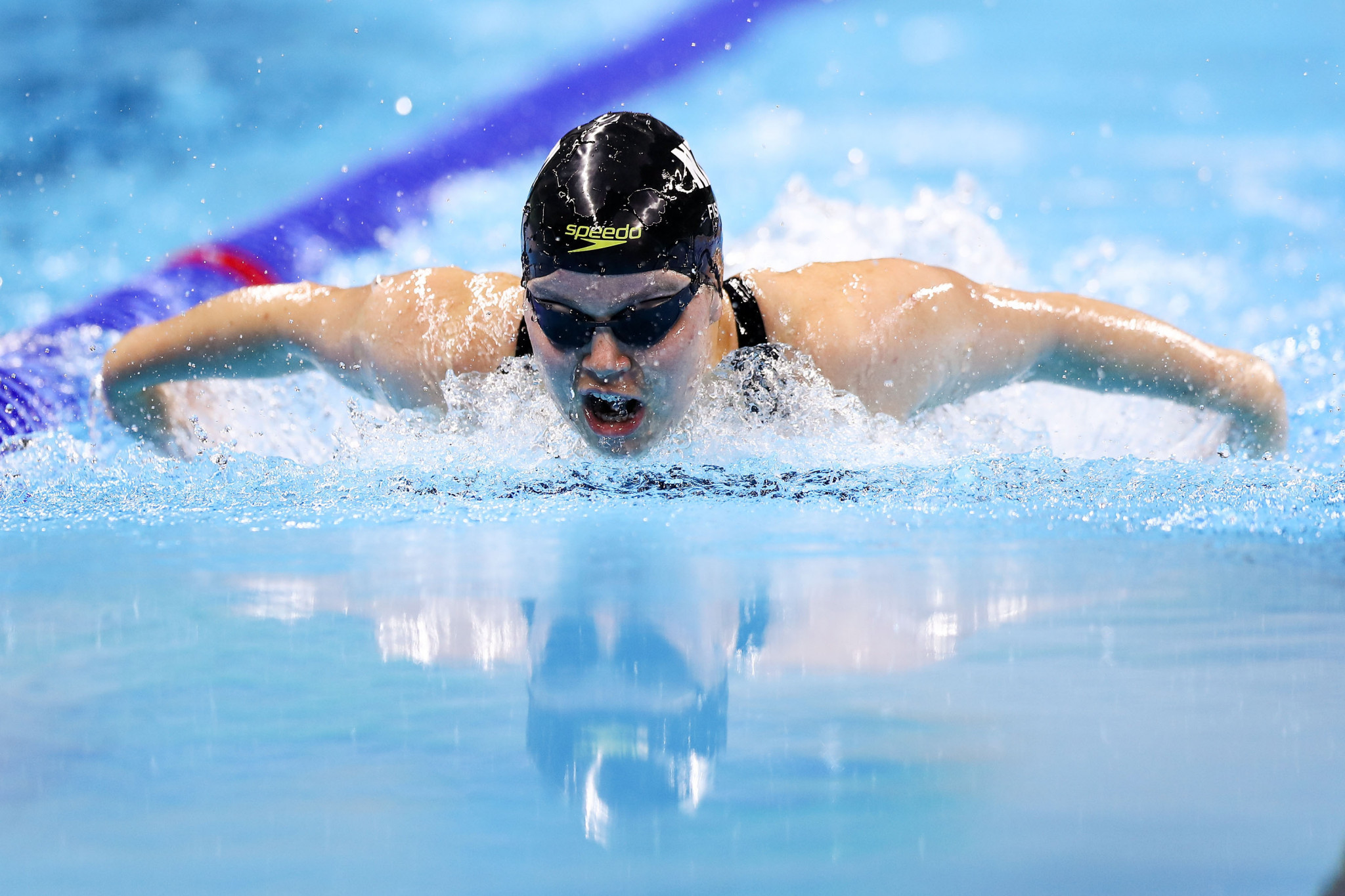 London 2012 and Rio 2016 Paralympic swimming champion Mary Fisher has been appointed to the PNZ Board ©Getty Images