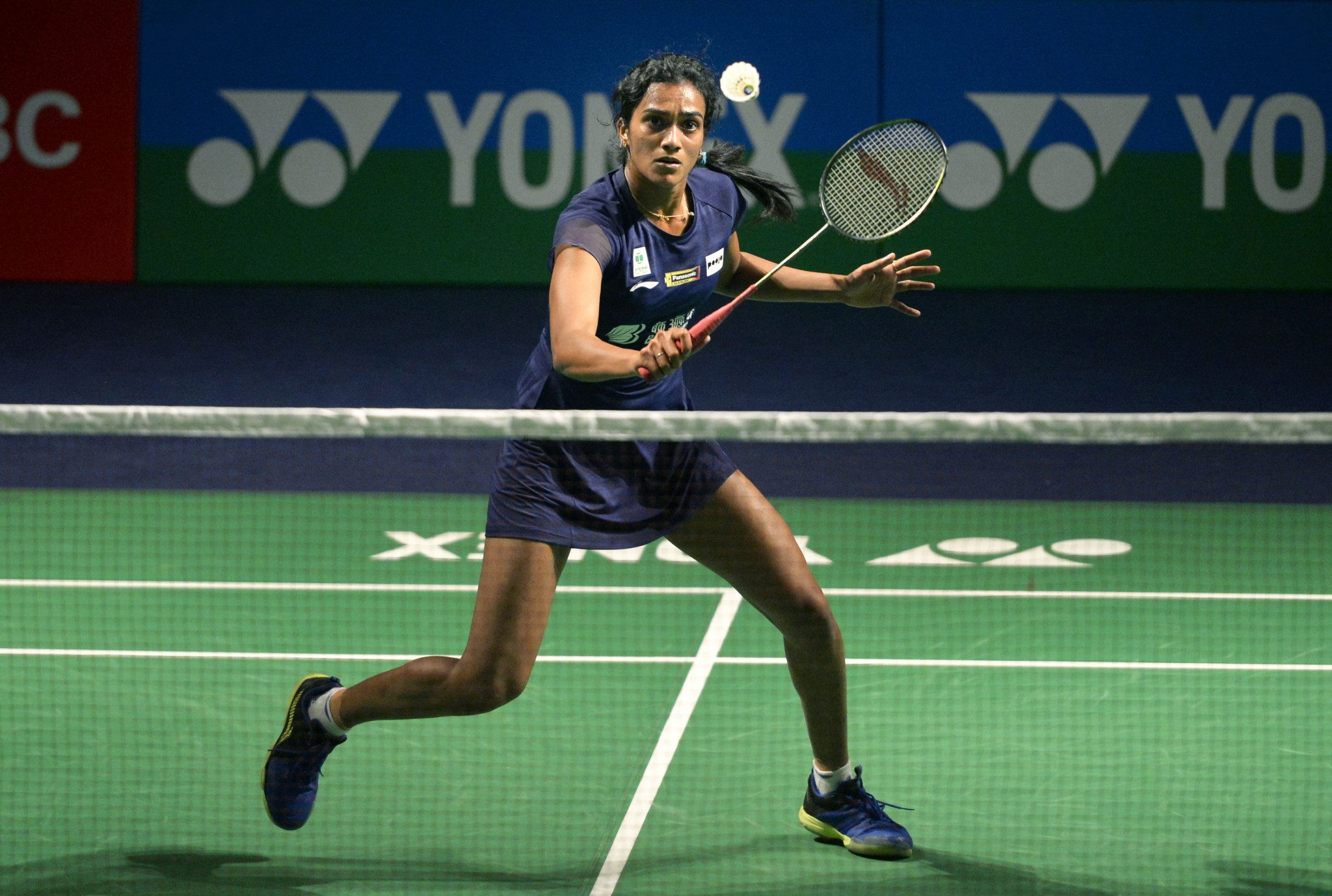 India's Pusarla Venkata Sindhu won her opening match of the BWF Malaysia Open ©Getty Images