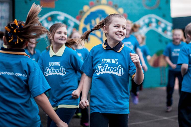 Sport Australia welcomed further funding for the Sporting Schools Programme ©Sport Australia