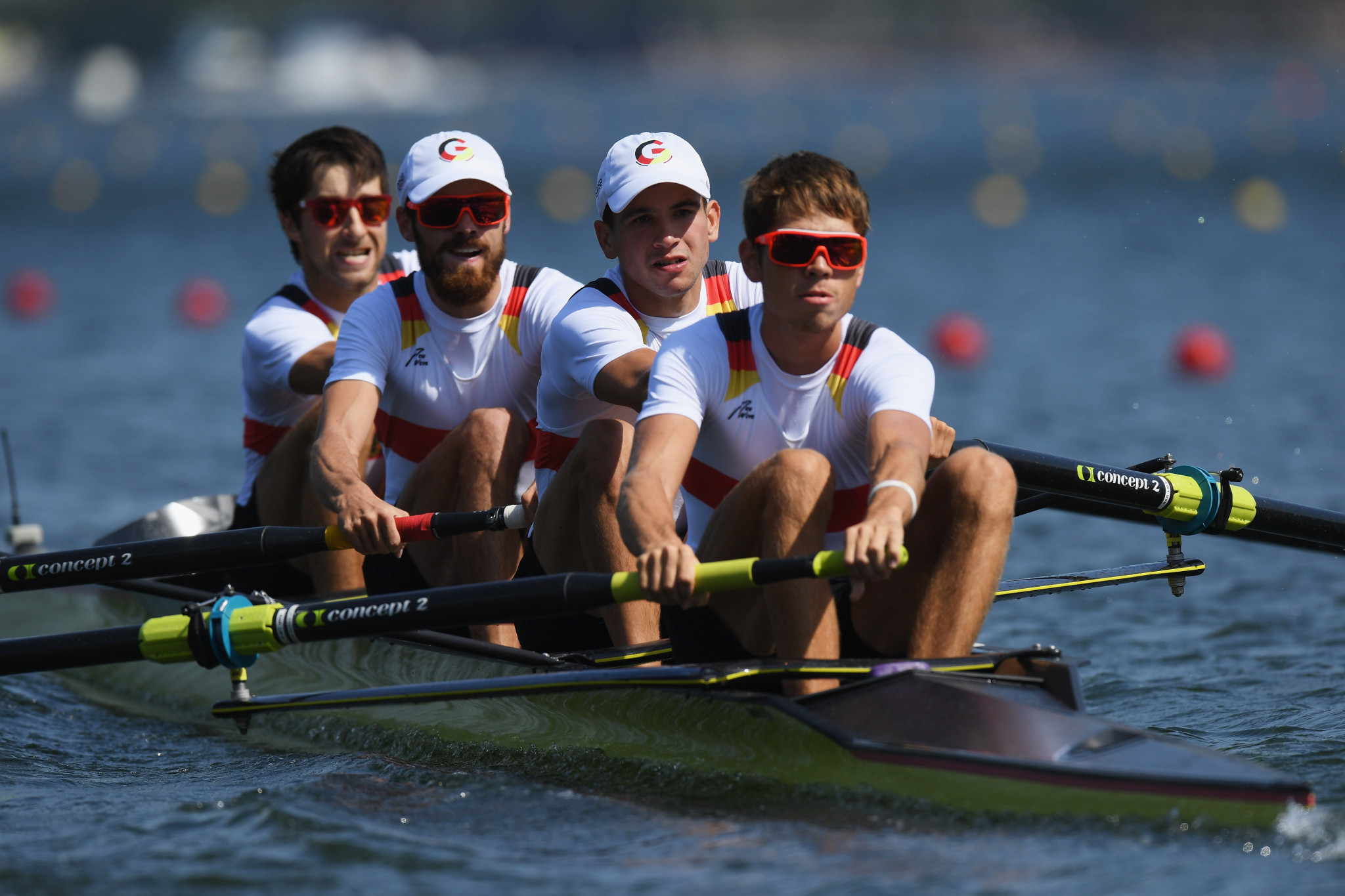 German rower Jonathan Koch said the IOC has no reason not to distribute additional funding to athletes ©Getty Images