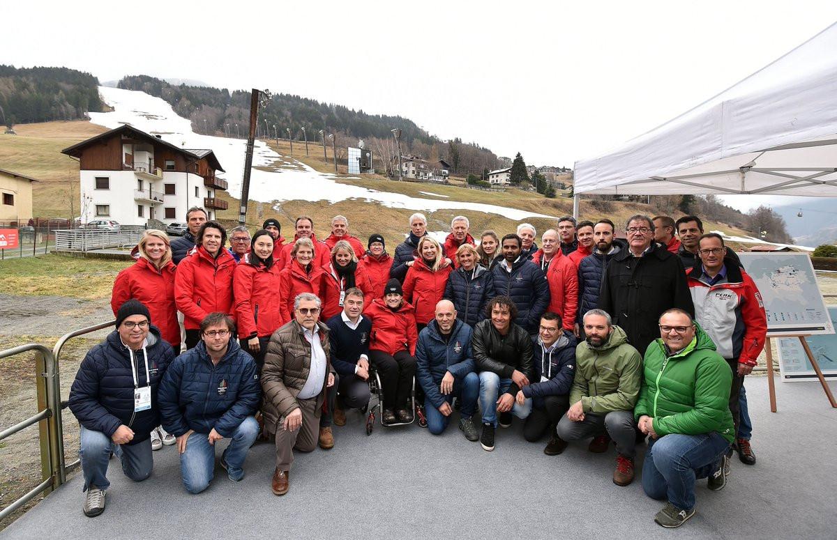 IOC Evaluation Commission visit Livigno and Bormio as continue tour of venues