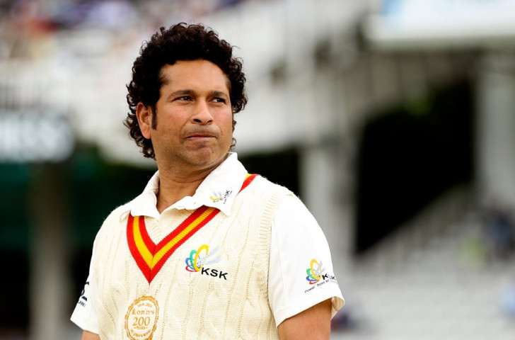 Sachin Tendulkar, India's all-time record Test scorer, is championing cricket's return to the Olympics following its last involvement at the 1900 Games - and believes T20 would be the best format ©Getty Images
