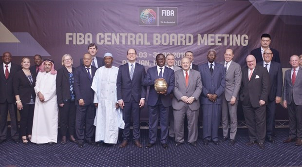 FIBA Central Board approve resolution for joint Korean team to compete at Women's Asia Cup