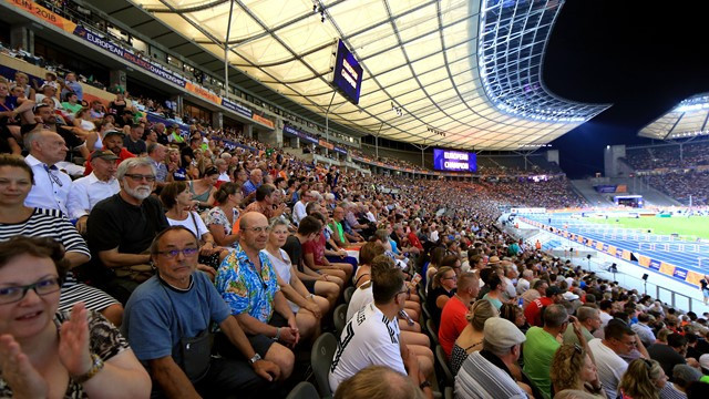 Report finds Berlin 2018 generated €150 million bonus as Munich bid for 2022 mutli-sport European Championships officially lodged