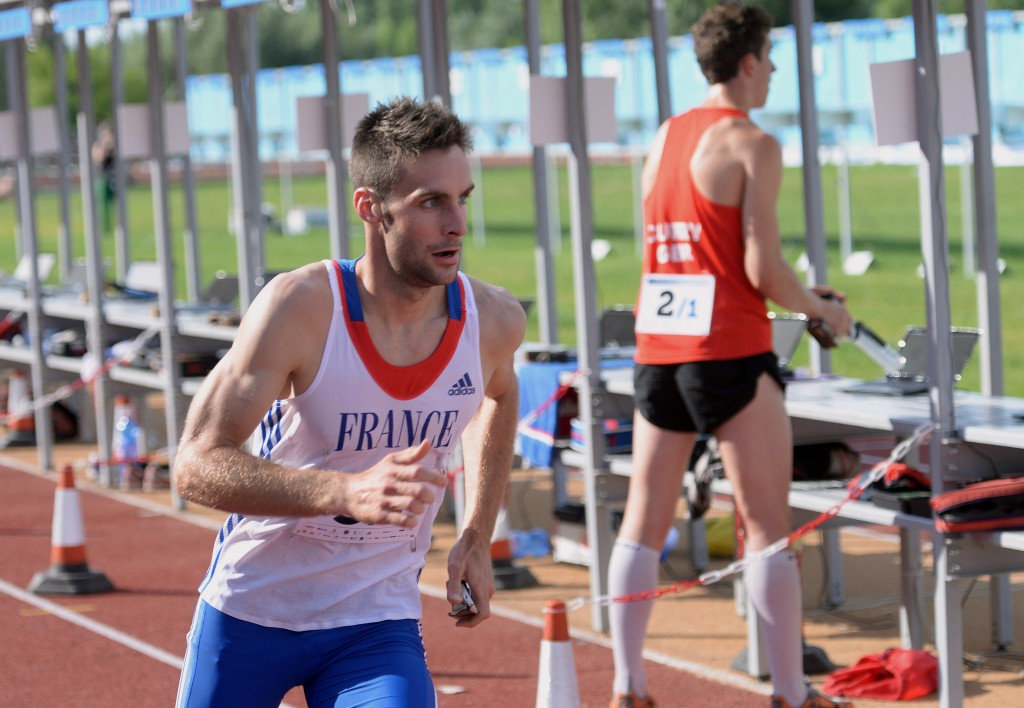 France's Belaud clinches men's title at Modern Pentathlon World Cup