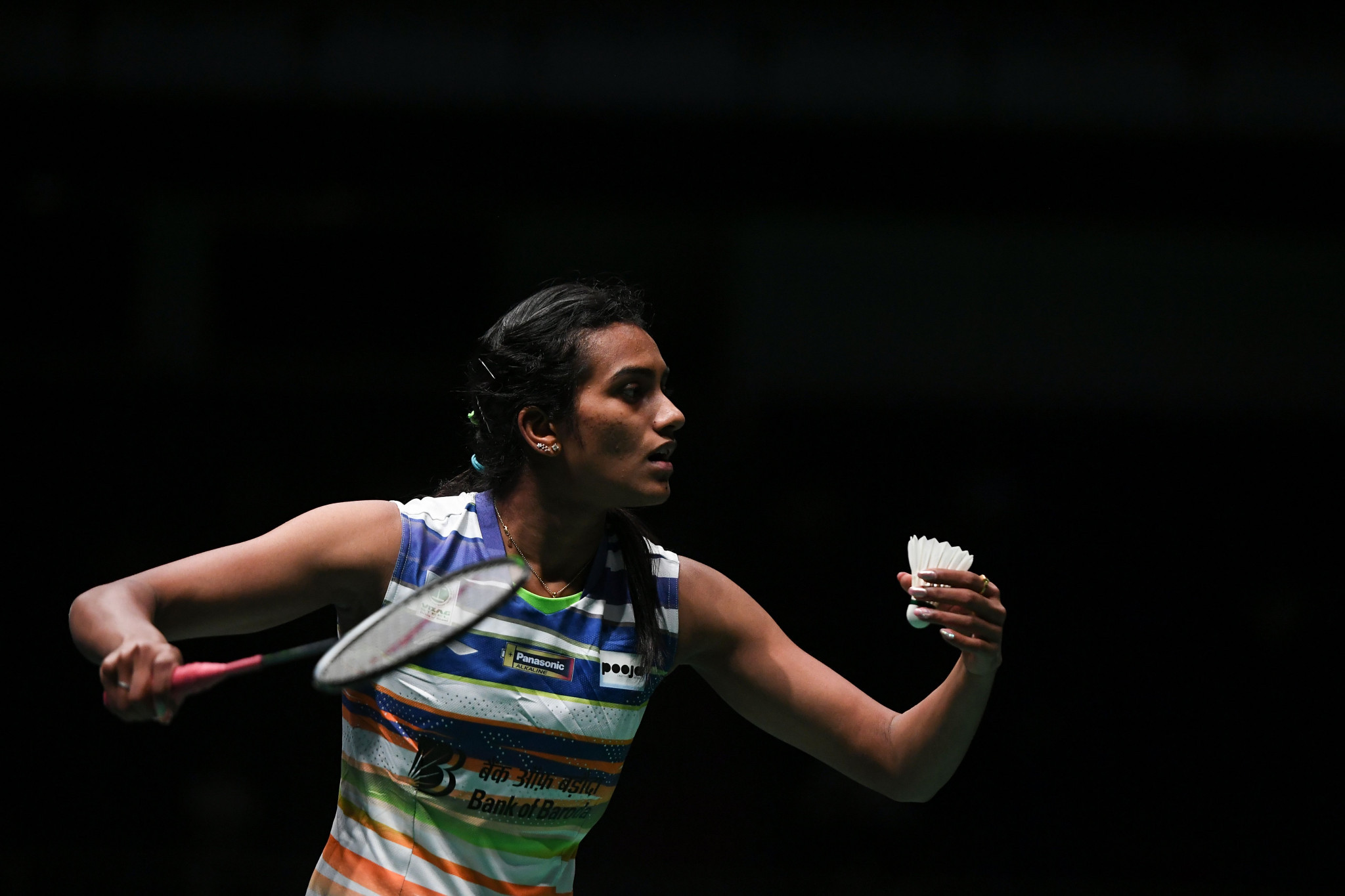India's P.V. Sindhu suffered a second round defeat in the women's singles against  South Korea's Sung Ji-Hyun ©Getty Images