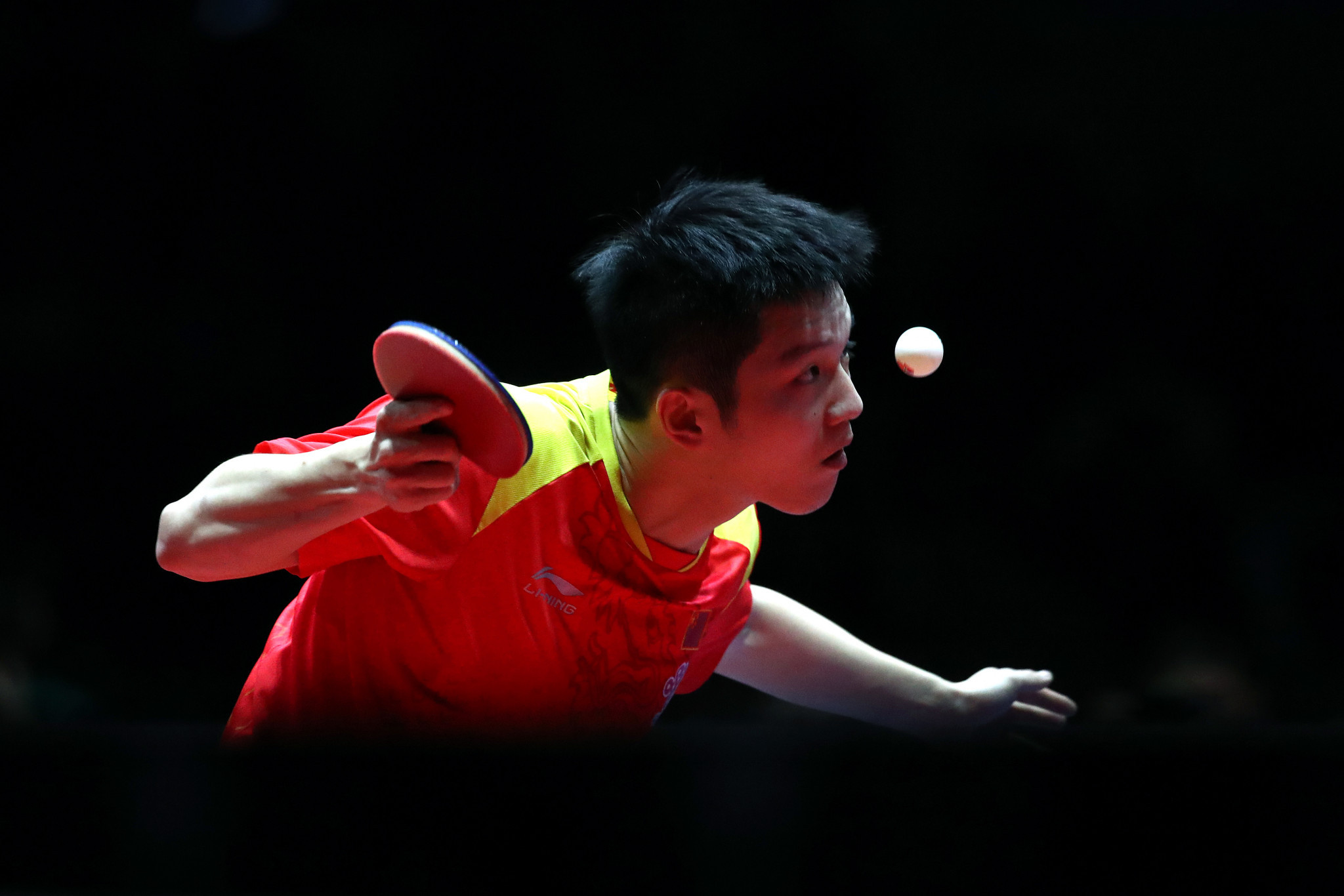 China's Fan Zhendong is the defending men's singles champion at the ITTF-ATTU Asian Cup in Yokohama ©Getty Images