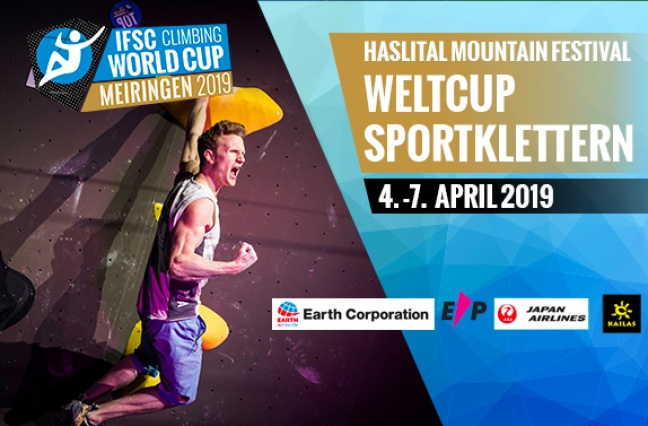 IFSC Bouldering World Cup season to open in Meiringen as Olympic excitement mounts