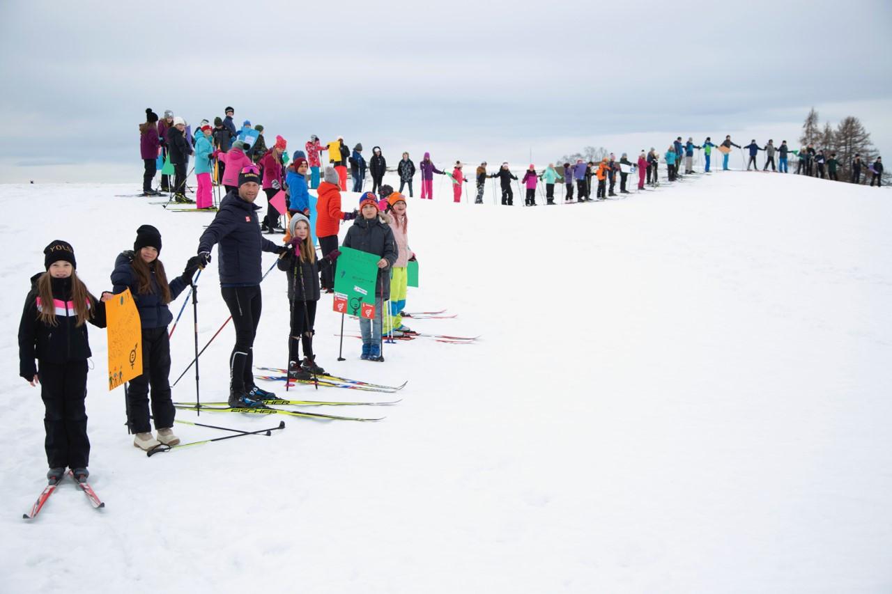 Swedish Olympic Committee launch worldwide programme involving million children
