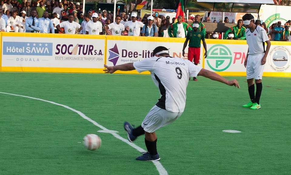 Morocco secure last available Rio 2016 berth by claiming IBSA Blind Football African Championships title