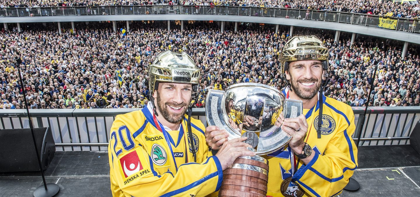 Twins Henrik and Joel Lundqvist were born and bred in Åre ©Stockholm Åre 2026