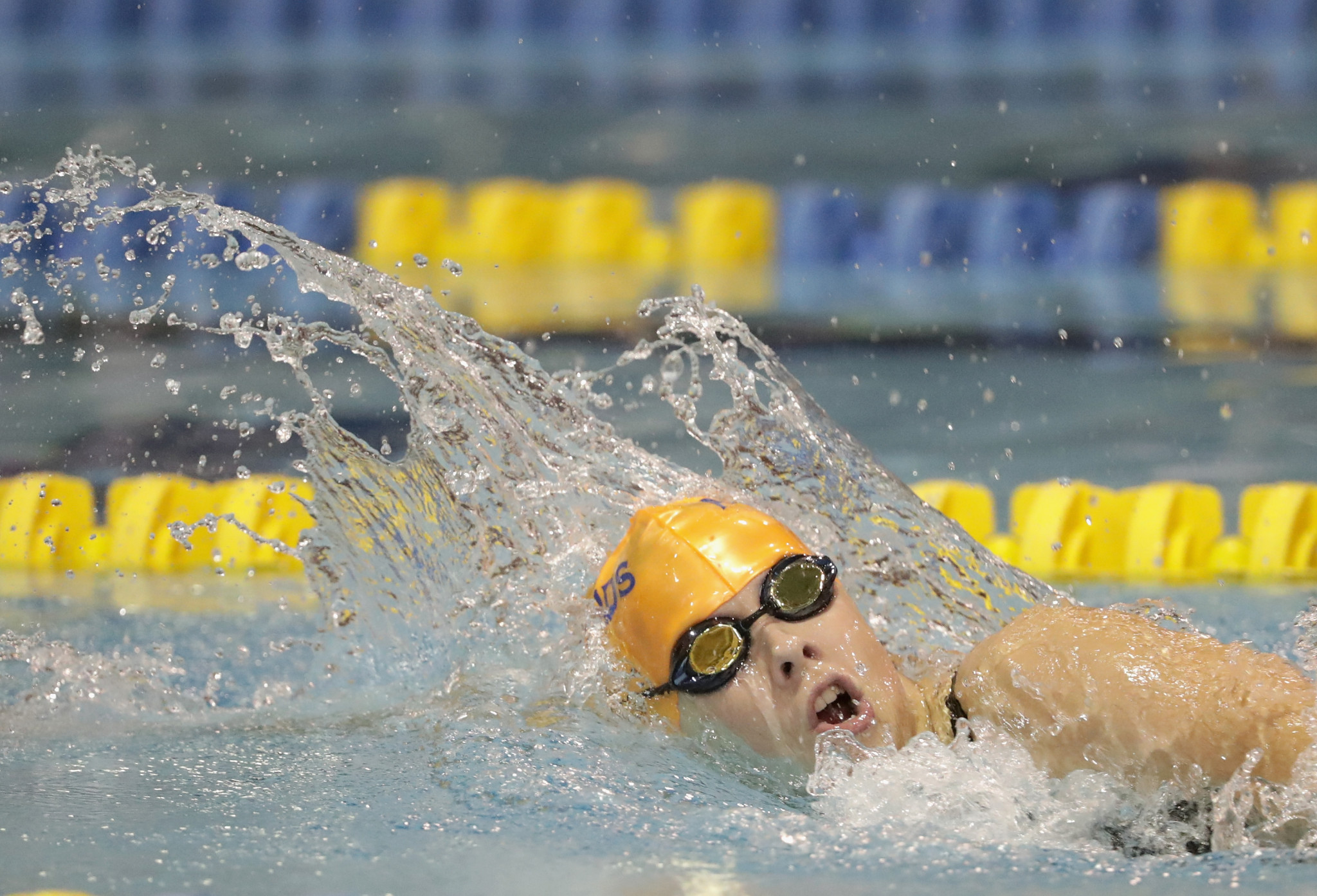 Gaffney sets world record to open World Para Swimming World Series event in Indianapolis