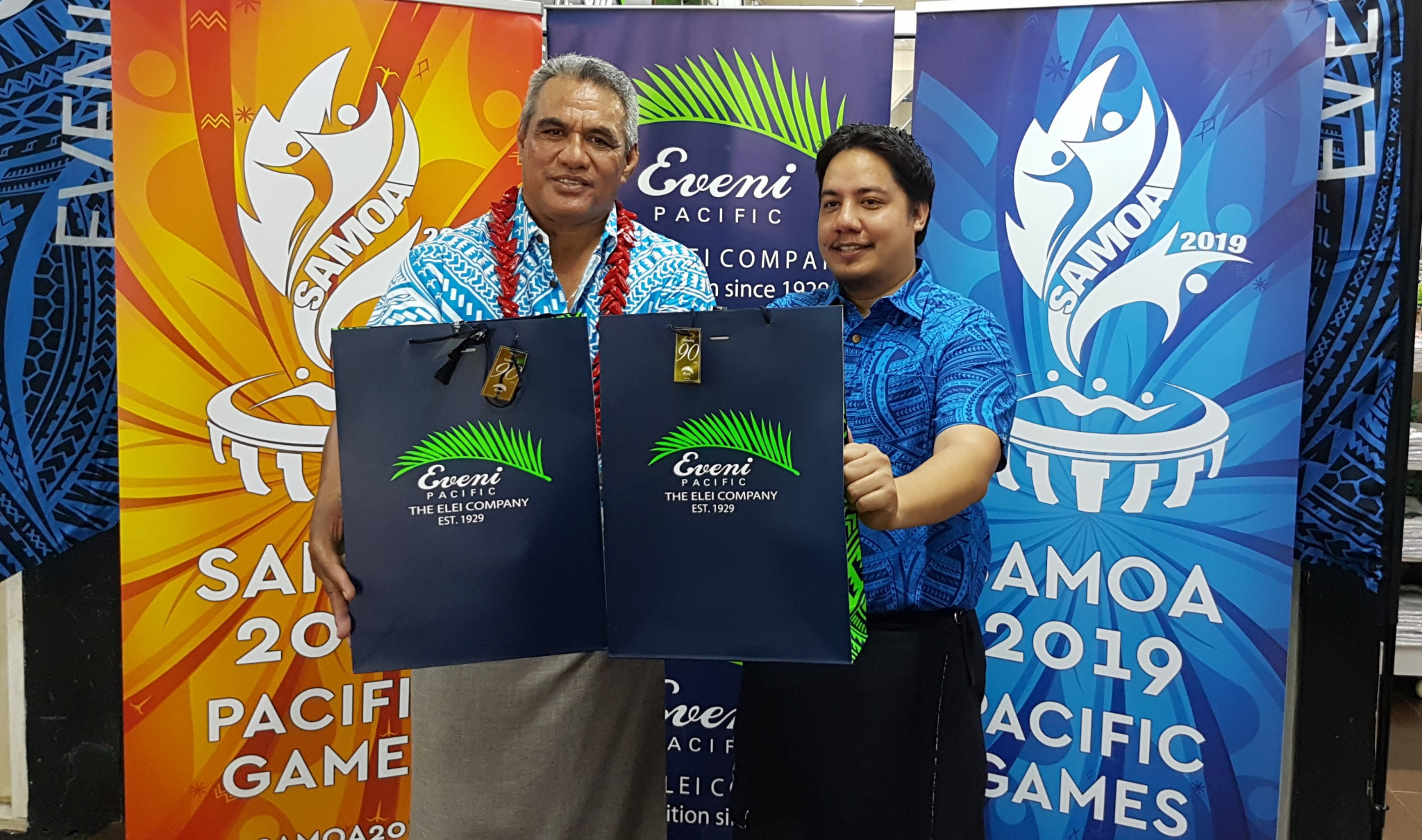 Clothing brand Eveni Carruthers named official partner of Samoa 2019