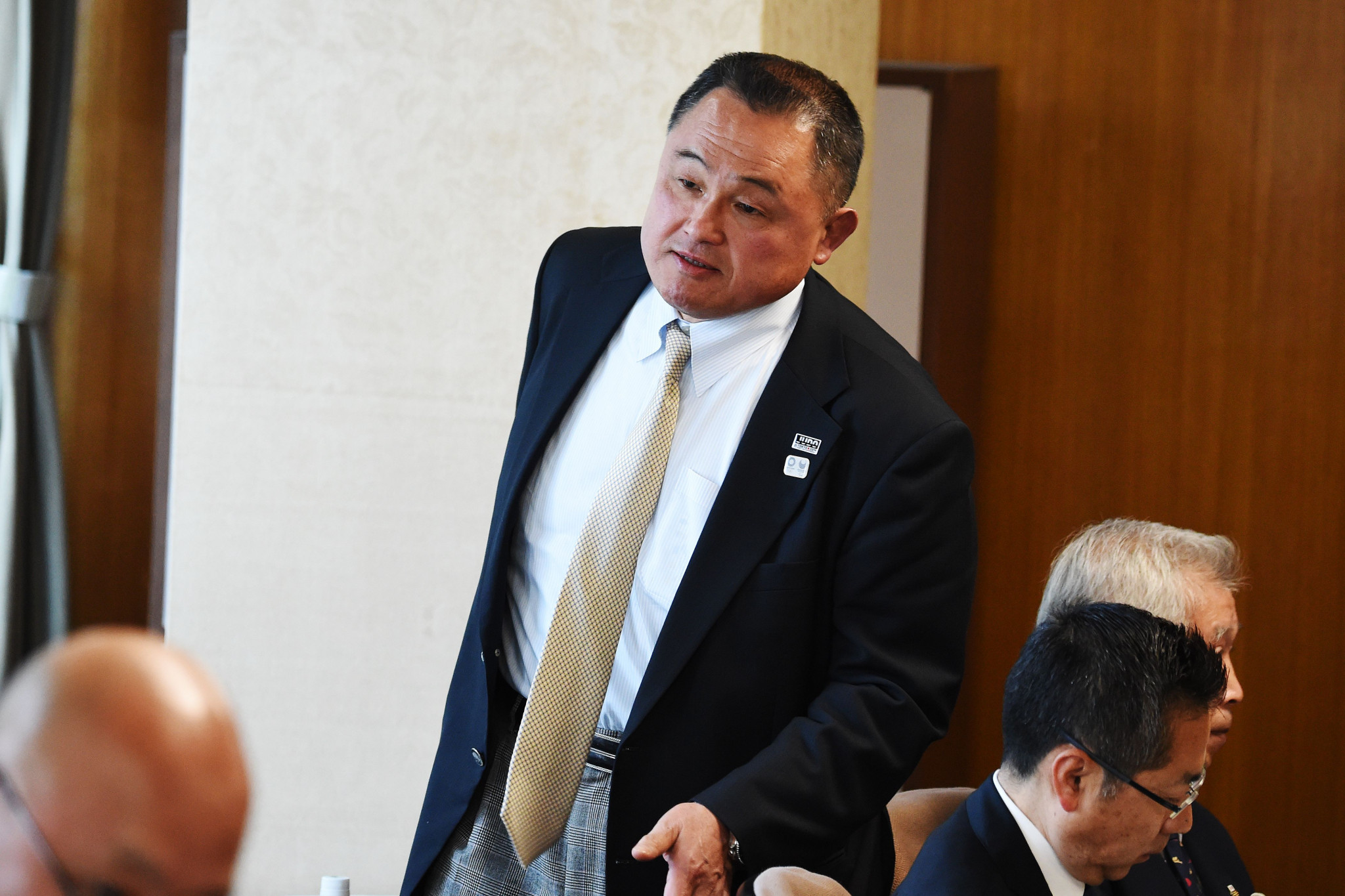 Yamashita set to be named new Japanese Olympic Committee President to replace Takeda