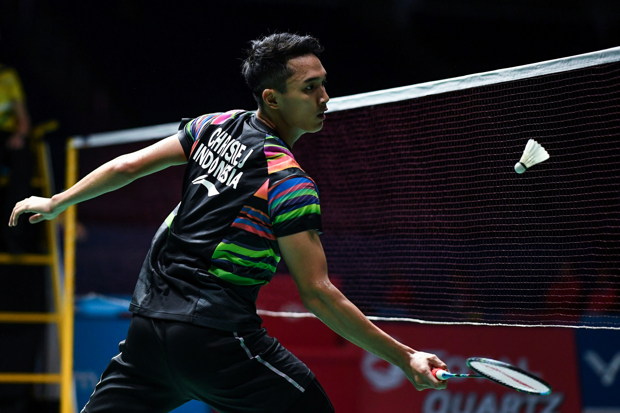 Christie records second surprise win to reach BWF Malaysia Open semi-finals