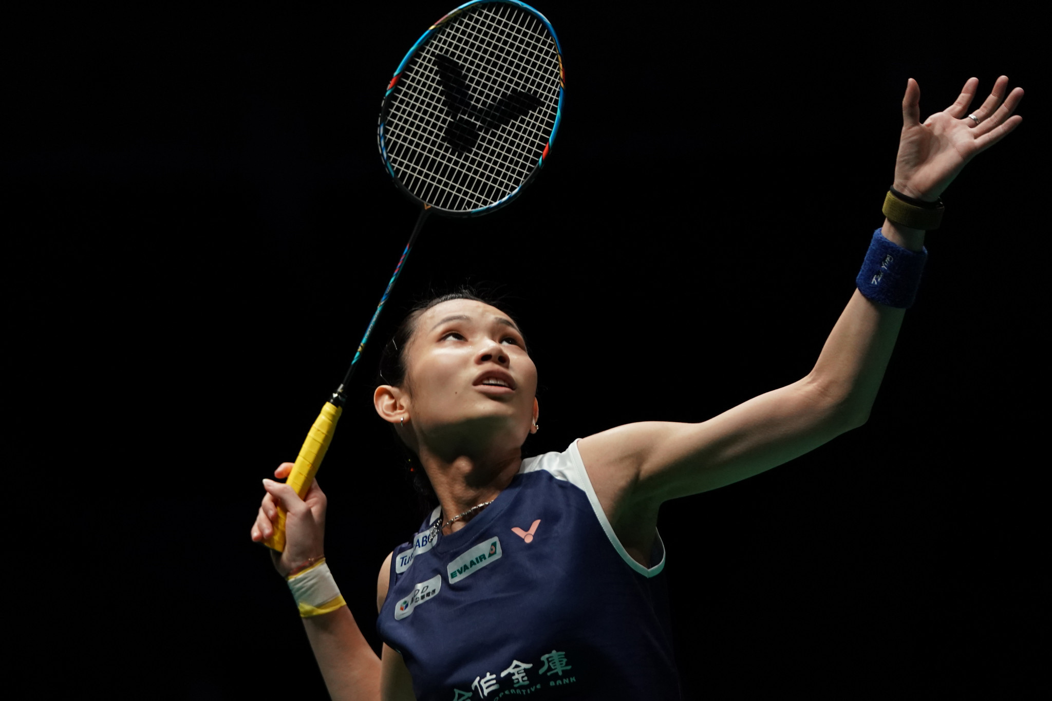 Tai Tzu-Ying earned a place in the semi-finals of the women's singles ©Getty Images