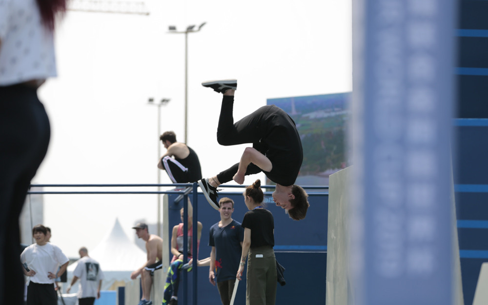 FIG Parkour World Cup series set to begin in Chengdu fresh from being included as official discipline