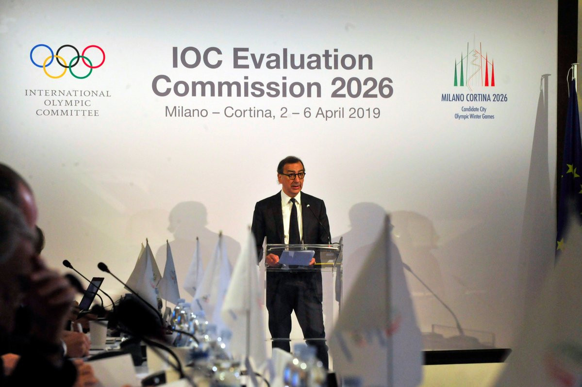 "Milan Mayor cites economic impact of hosting 2026 Winter Olympics and claims it is ""in their hearts"""