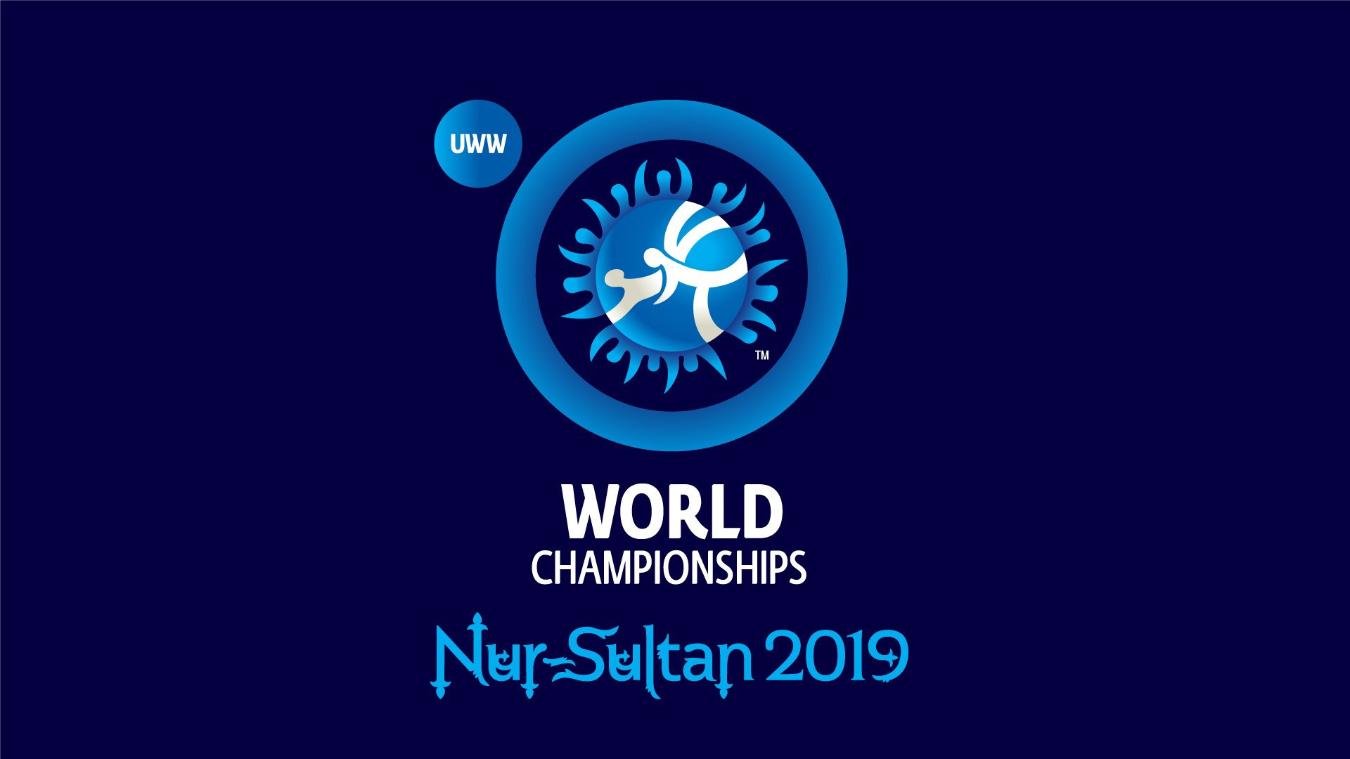 A schedule has been released for this year's World Wrestling Championships in Nur-Sultan ©UWW