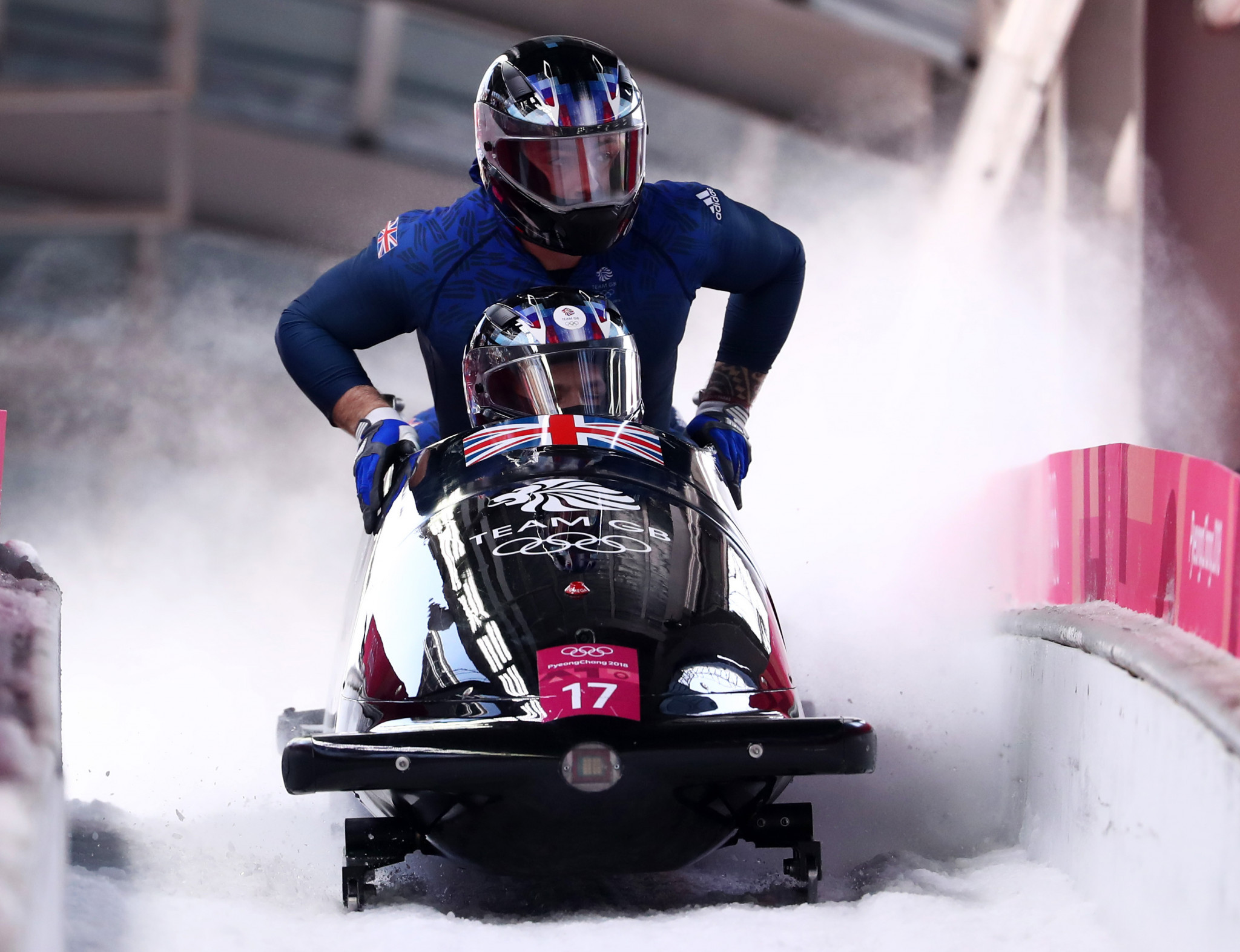 British Bobsleigh launch appeal for private funding to reach Beijing 2022