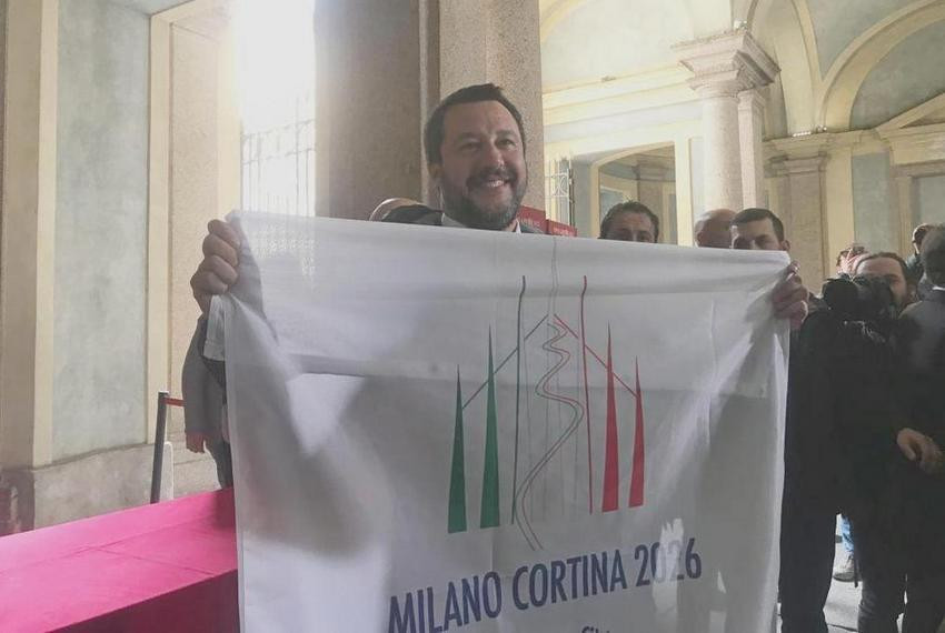 Italian Government sign guarantees for Milan Cortina 2026 as working session held with IOC Evaluation Commission