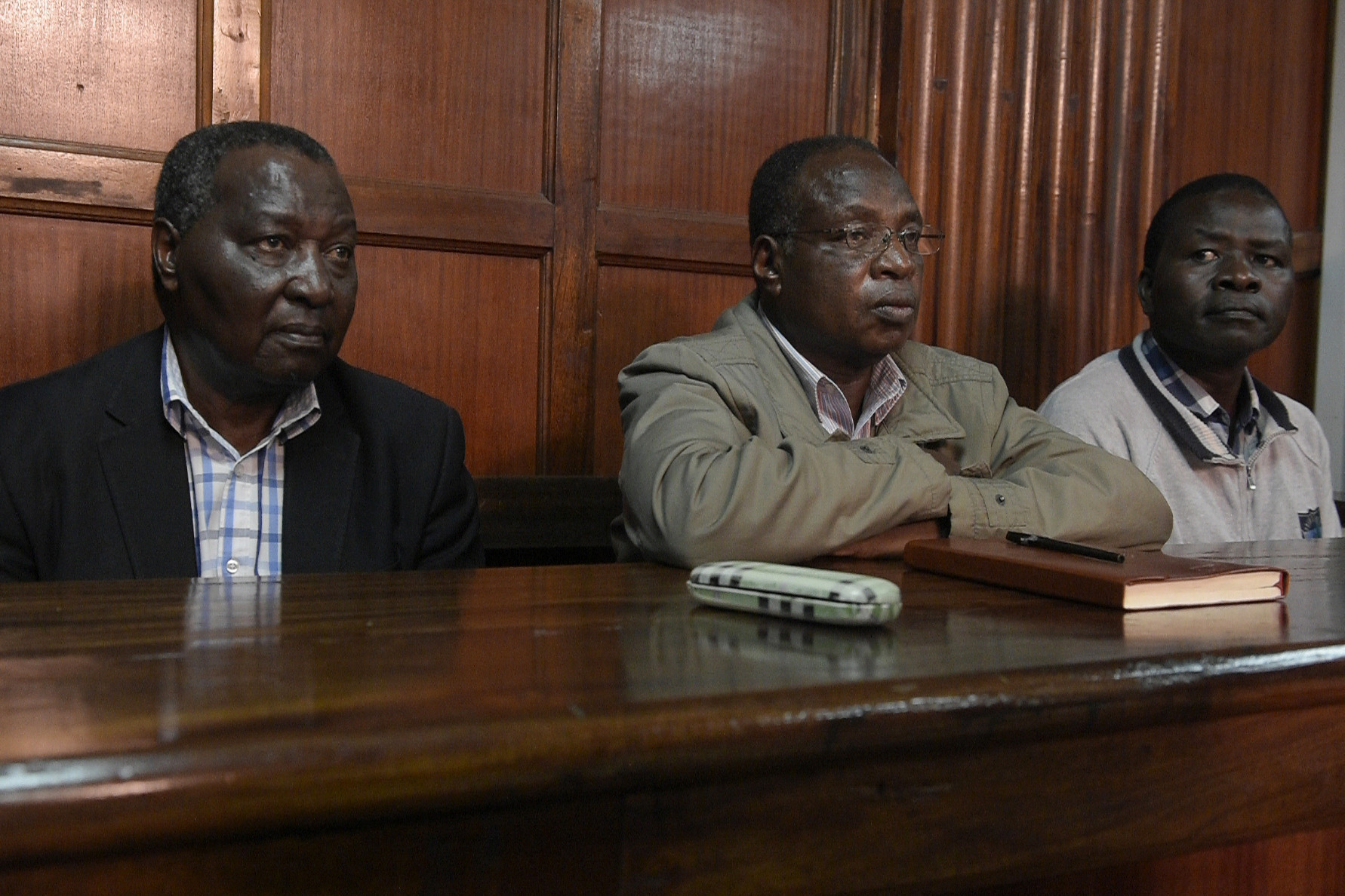 One of several bad news stories to come out of African sport recently includes the trial of several former National Olympic Committee of Kenya members charged with corruption ©Getty Images