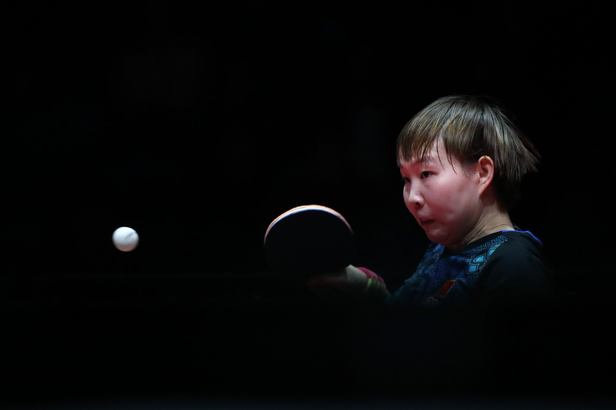 Fan and Zhu retain ITTF-ATTU Asian Cup crowns in Yokohama