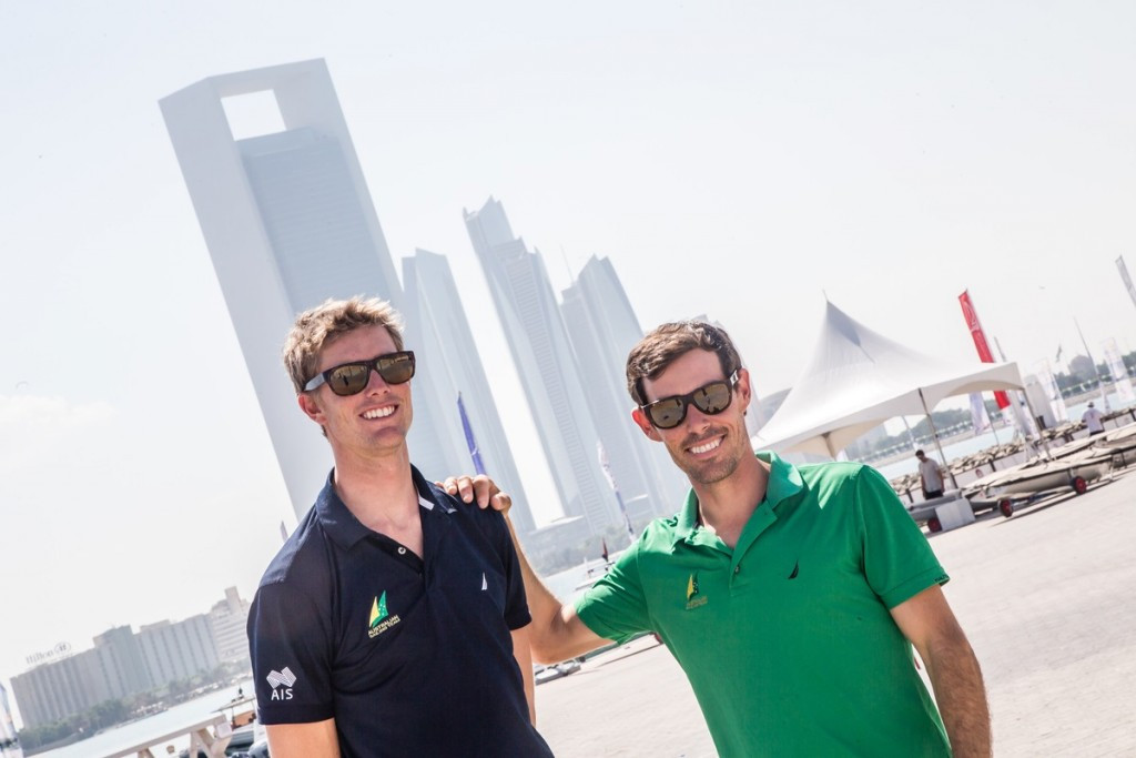 Belcher and Ryan among reigning champions seeking to defend titles at ISAF World Cup Final in Abu Dhabi
