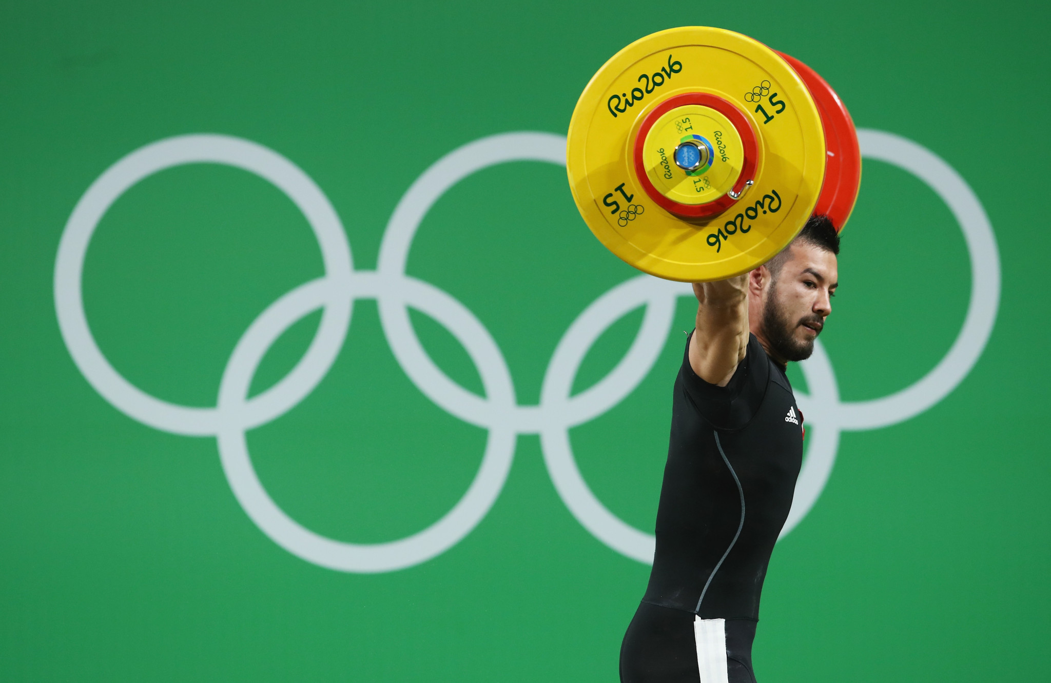 Belarus's Laptseu grabs EWF European Weightlifting Championships gold