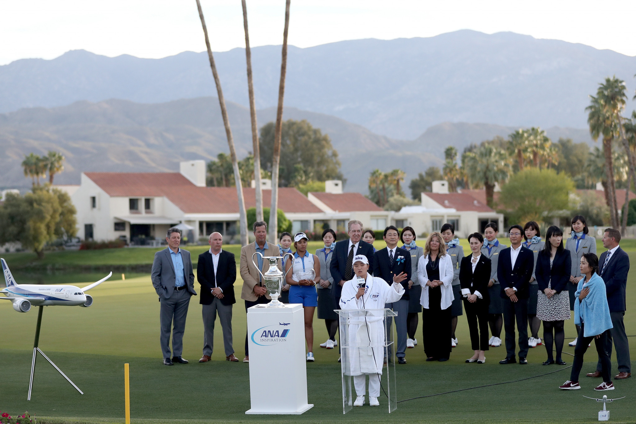 South Korea's Ko secures first Major win with victory at ANA Inspiration