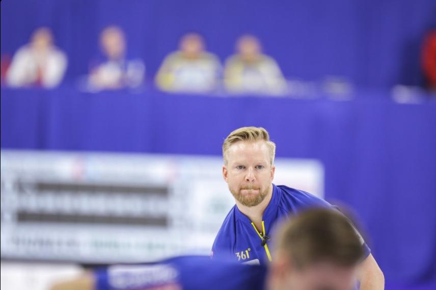 Niklas Edin secured the fourth world title of his career ©WCF/Jeffrey Au