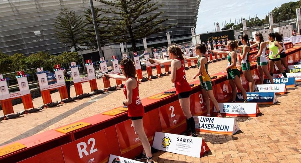 Laser-run will be incorporated into the UIPM World Championships for the first time this year ©UIPM