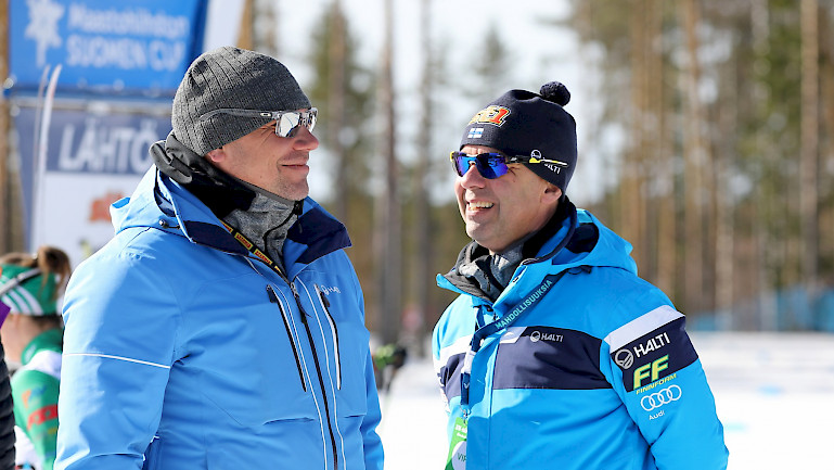 Finnish Ski Association executive director to leave post in June