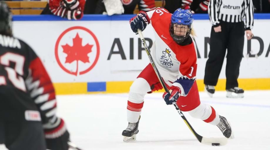 Czech Republic secure quarter-final spot at IIHF Women's World Championship