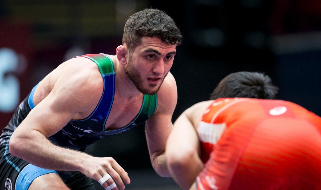 Trios from Azerbaijan, Russia and Turkey into freestyle finals at European Wrestling Championships
