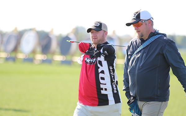 Ryals named USA Archery Paralympic head coach
