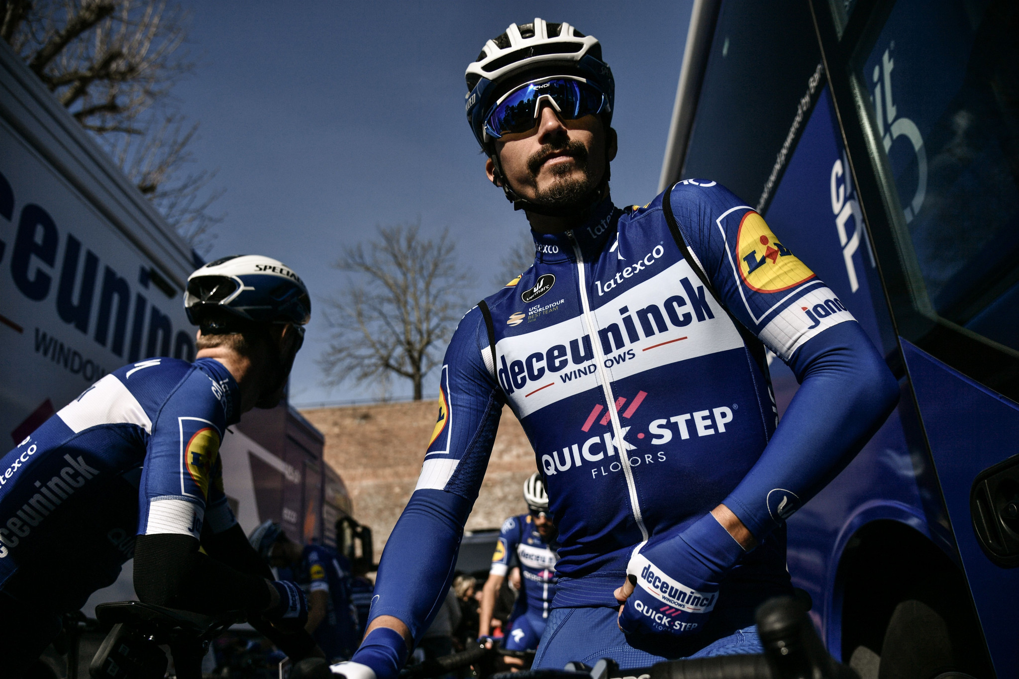 Alaphilippe continues fine form with stage two win at Tour of the Basque Country